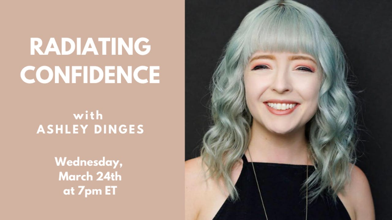 Recorded Talk: Ashley Dinges (3.24.21)