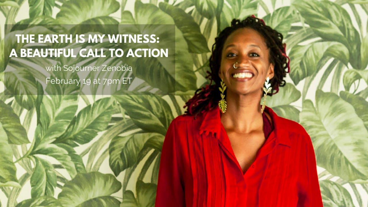 February 19th, 2020: Sojourner Zenobia