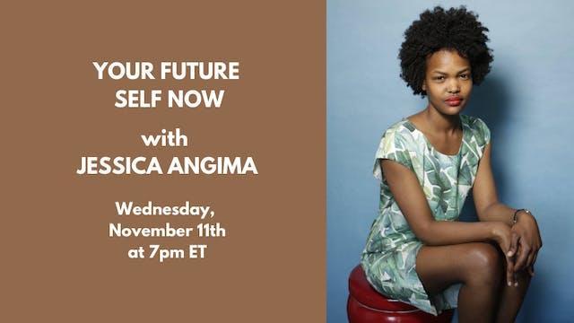 Recorded Talk: Jessica Angima (11.11.20)