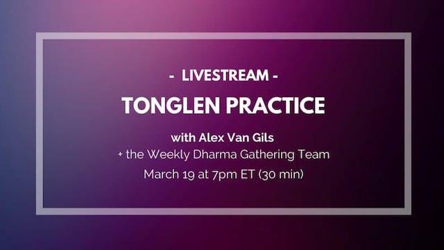 Tonglen March 19