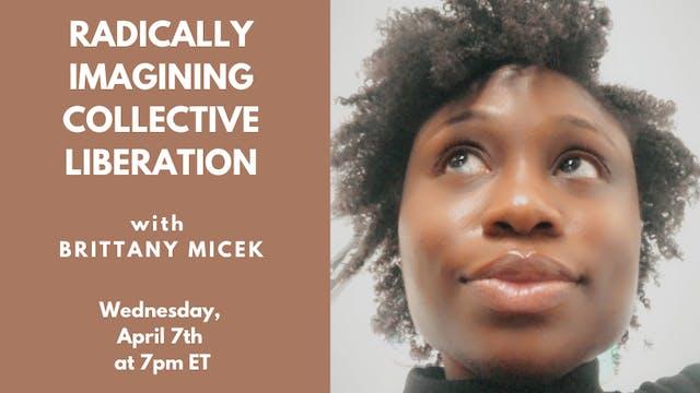 Recorded Talk: Brittany Micek (04.07.21)
