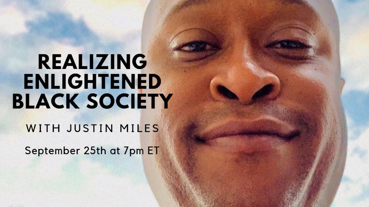 September 25th, 2019: Justin Miles