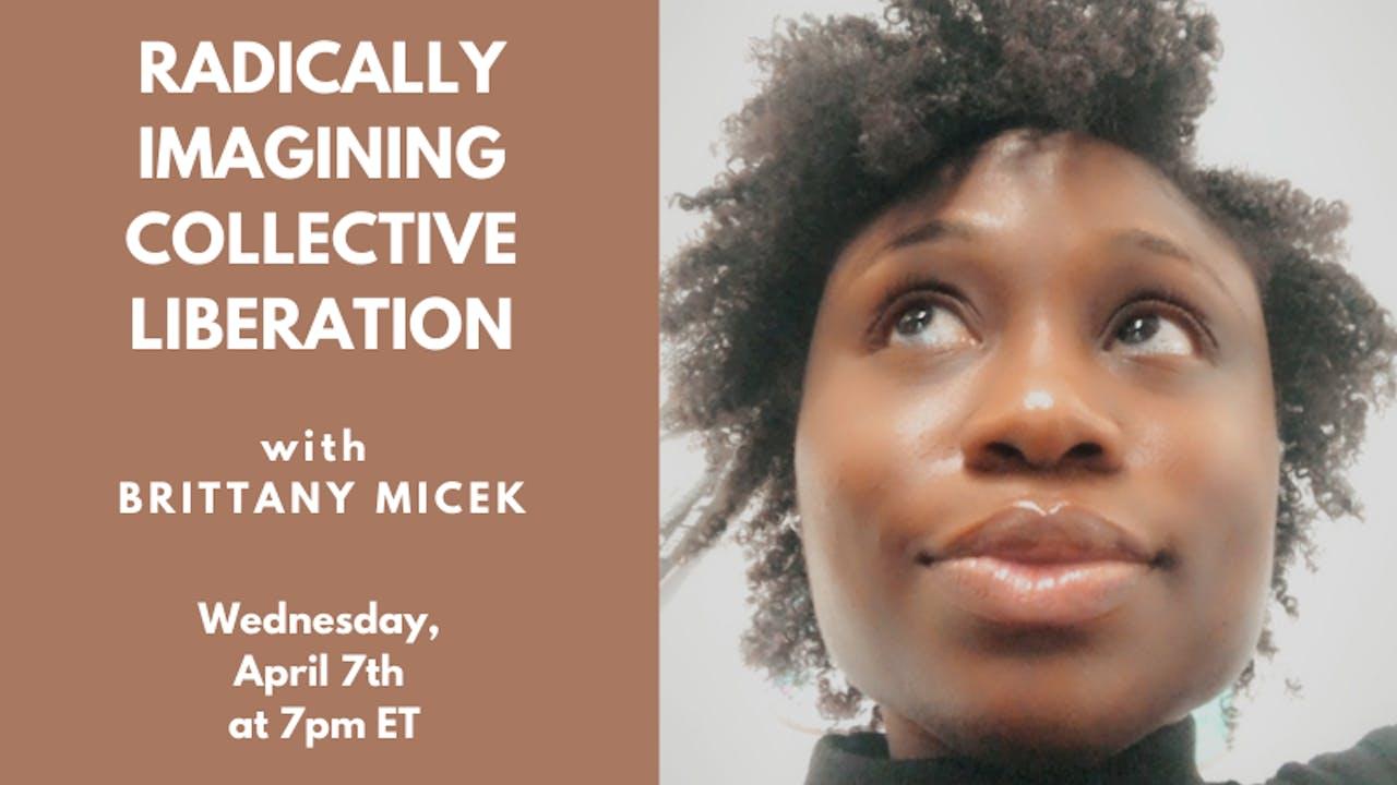 Live Talk: Brittany Micek (04.07.21)