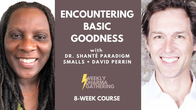 Encountering Basic Goodness: Class Series
