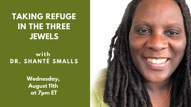 Live Talk: Shanté Paradigm Smalls (08.11.21)