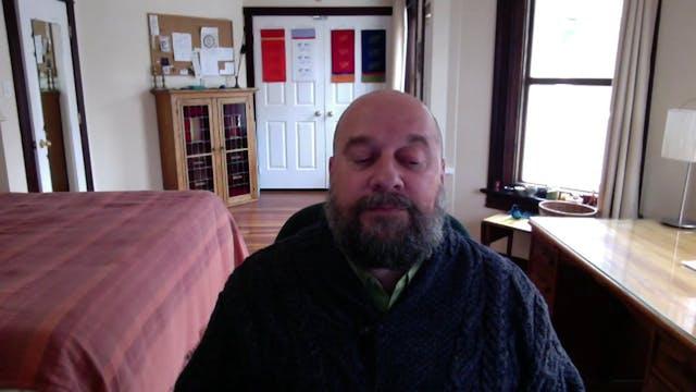 May 1st, 2019: David Kahane