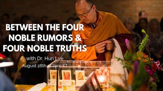 August 28th, 2019: Dr. Hun Lye