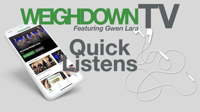 Quick Listens