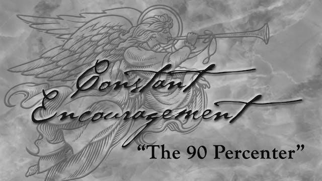 The 90 Percenter