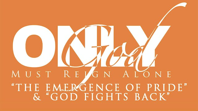 Zion Youth: Only God Must Reign Alone...