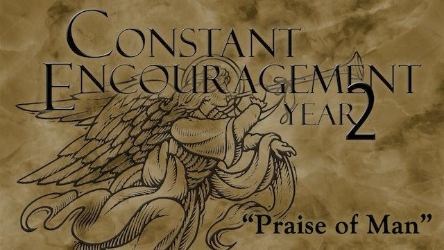 Praise of Man
