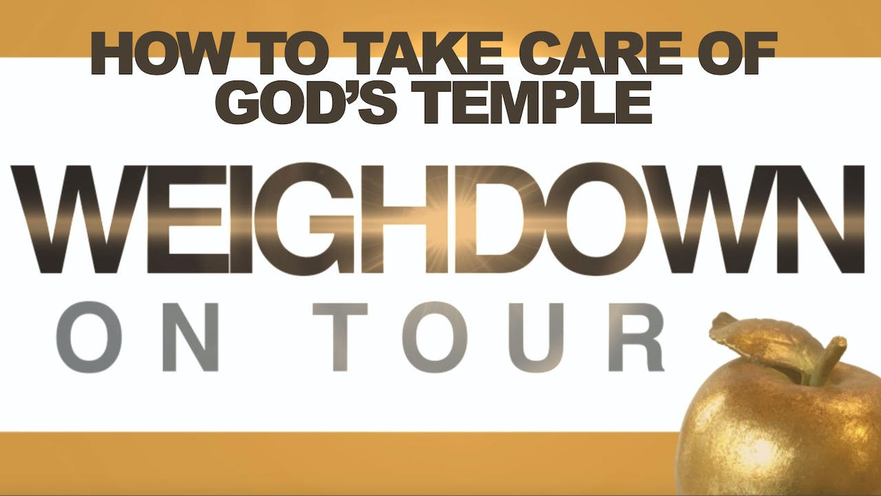 How to Take Care of God's Temple