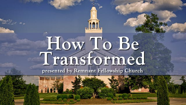 How To Be Transformed - Displacement ...