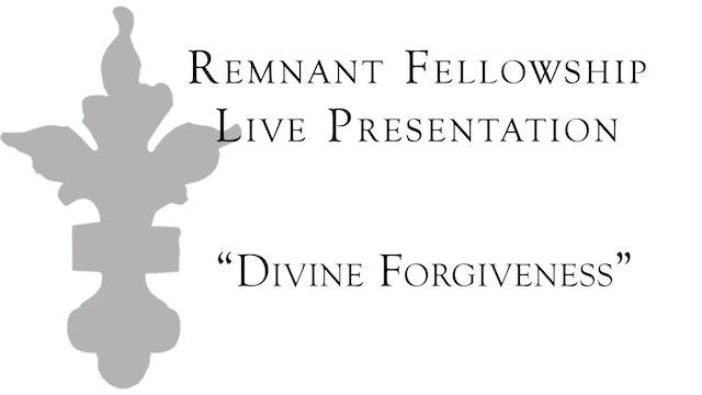 Divine Forgiveness