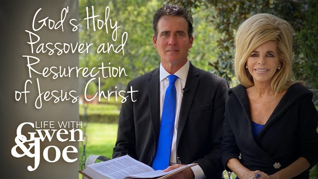 God's Holy Passover and Resurrection of Jesus Christ