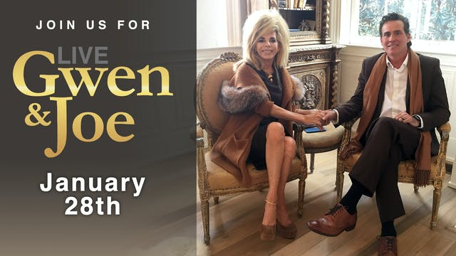 Live with Gwen and Joe - January 28, ...