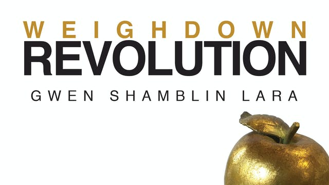 The Weigh Down Revolution Class with Resources