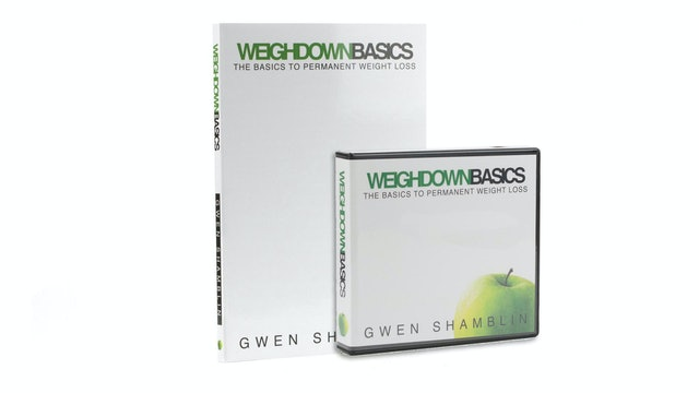 Weigh Down Basics Workbook