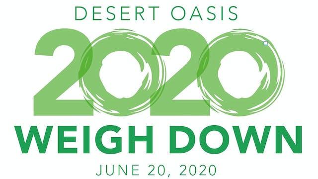 Desert Oasis 2020