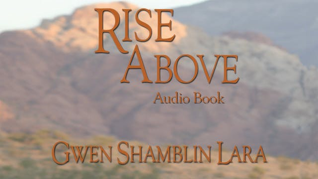 Rise Above Audio Book