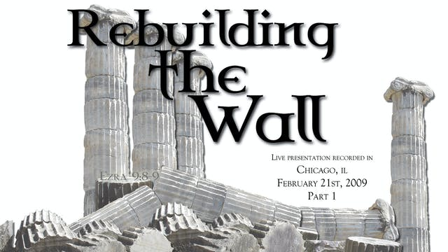 Rebuilding The Wall Tour: Chicago 200...