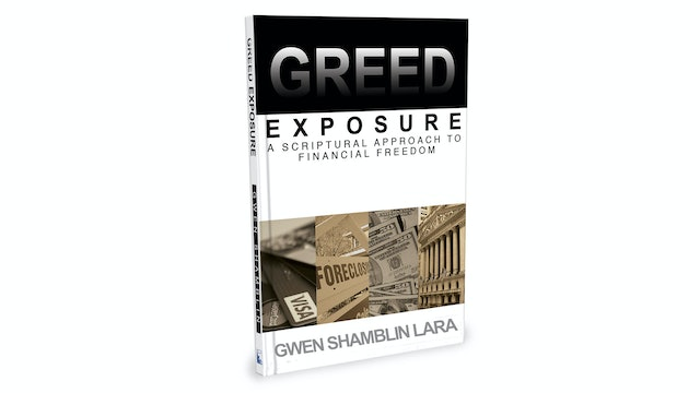 Greed Exposure Workbook