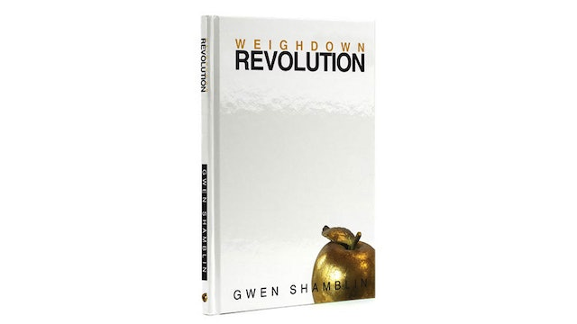 Weigh Down Revolution Workbook