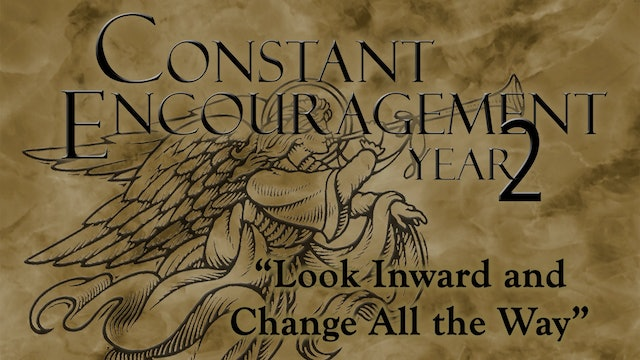 Look Inward and Change All the Way