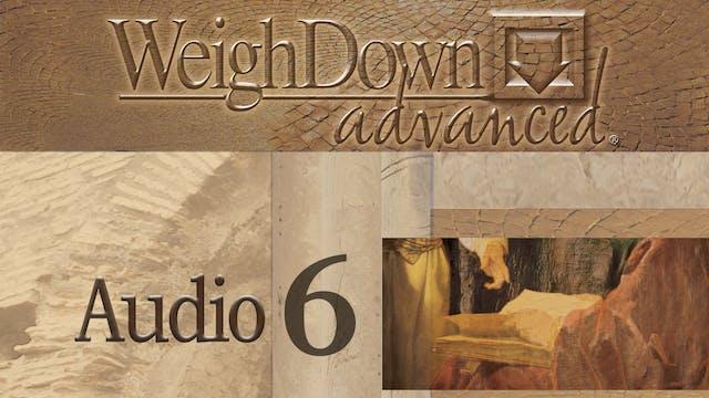 Weigh Down Advanced Audio Lesson - We...
