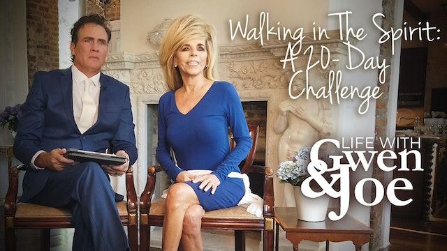 Walking in The Spirit: A 20-Day Challenge