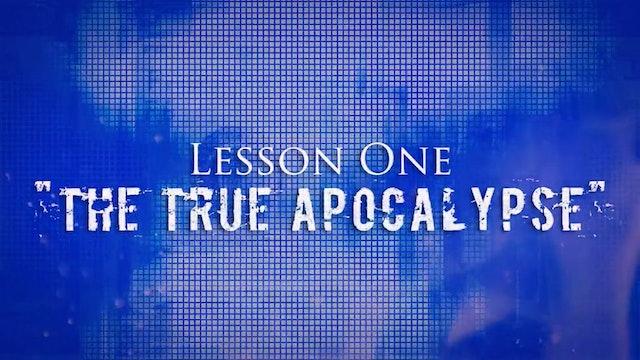 Greed Exposure - Lesson 1 - Part I: True Apocalypse
