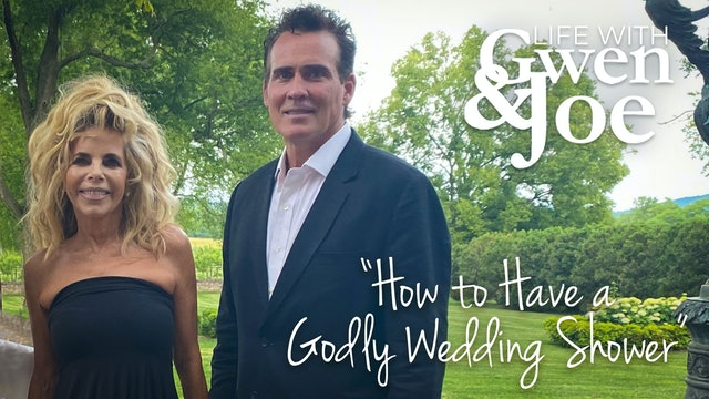 How to Have a Godly Wedding Shower