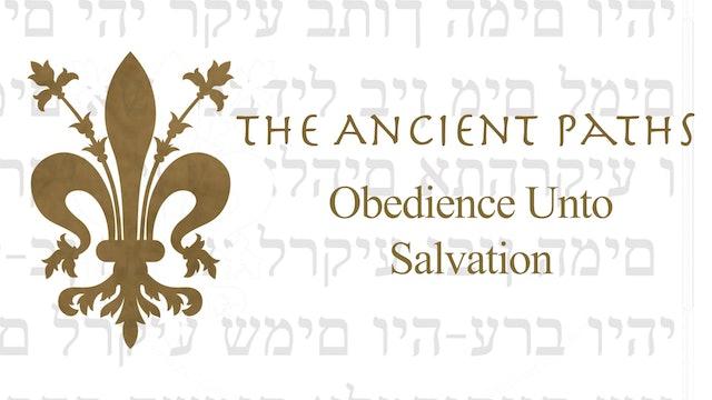 Obedience Unto Salvation
