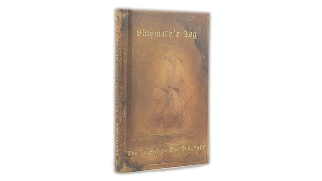 The Legend to the Treasure - Shipmates Log