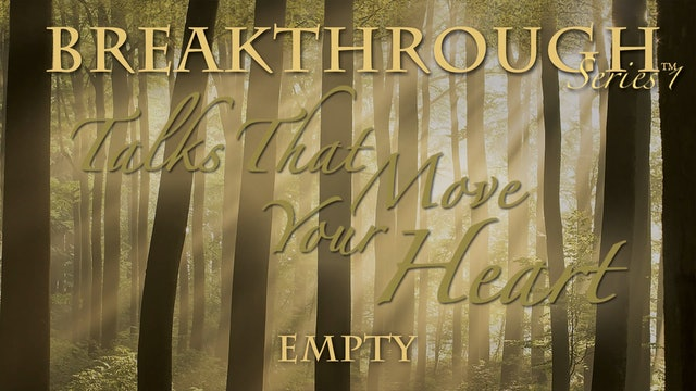 Talks That Move Your Heart - Empty