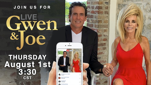 Live with Gwen and Joe - August 1, 2019