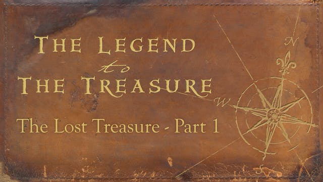 Lesson 1 - The Lost Treasure Part 1 - The Legend to the Treasure