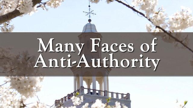 Many Faces of Anti-Authority
