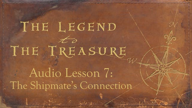 Audio Lesson 7 - The Shipmate's Conne...