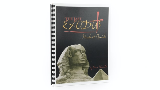 The Last Exodus Workbook