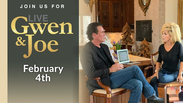 Live with Gwen and Joe - February 4, ...