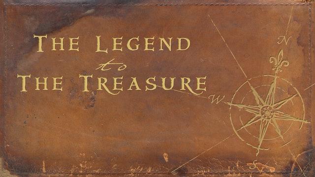 The Legend to the Treasure - Orientation