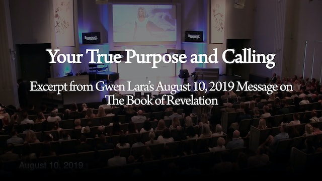 Your True Purpose and Calling