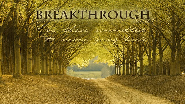 The Breakthrough Series with Resources