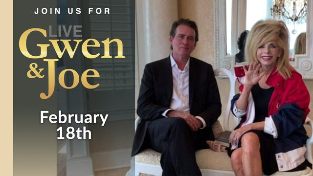 Live with Gwen and Joe - February 18, 2019