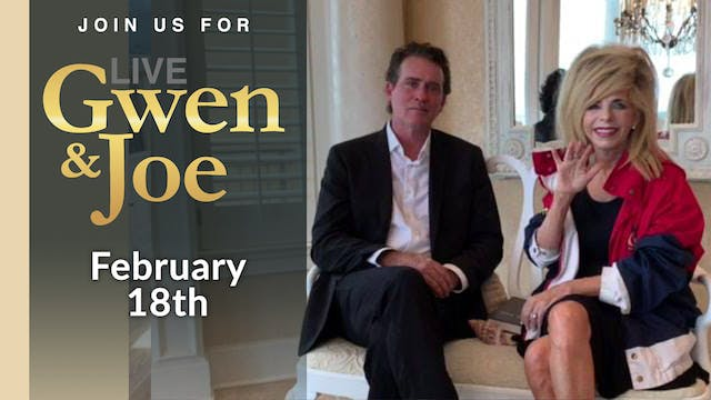 Live with Gwen and Joe - February 18,...
