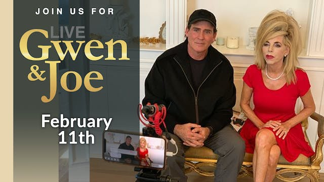 Live with Gwen and Joe - February 11,...