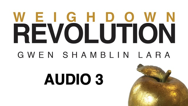 Audio Lesson 3 - Weigh Down Revolution