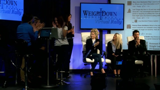 WeighDown Virtual Rally III: The Solution to Permanent Weight Loss