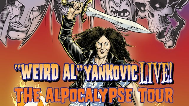 Live! The Alpocalypse Tour